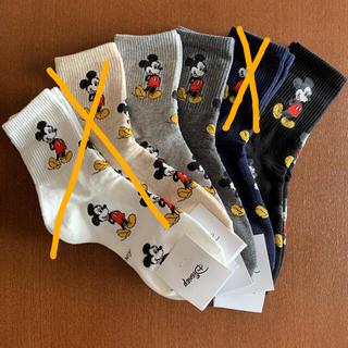 Disney - A ディズニー ミッキー 靴下