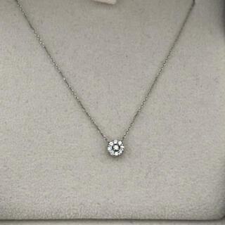 Vendome Aoyama - 美品 ヴァンドーム青山 プラチナ ダイヤモンド ネックレス