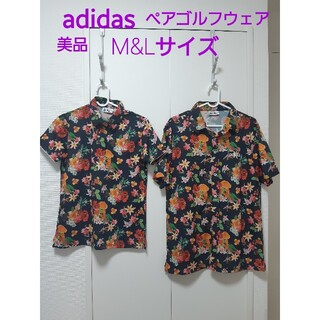 adidas - adidasアディダスゴルフウェア MサイズLサイズ