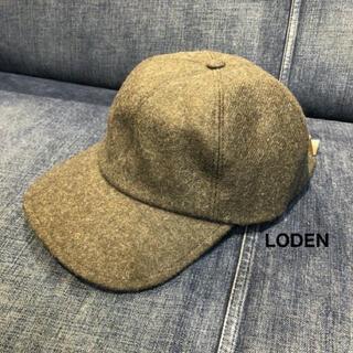 COMOLI - AUBERGE LODEN CAP オーベルジュ キャップ 帽子