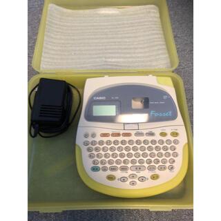 カシオ(CASIO)のカシオ ネームランド KL-H20  テープセット  テプラ CASIO(オフィス用品一般)