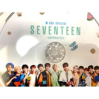 セブンティーン(SEVENTEEN)のseventeen 特番 natsu dvd(その他)