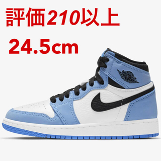 ナイキ(NIKE)のNIKE AIR JORDAN 1 HIGH GS UNIVERSITY(スニーカー)