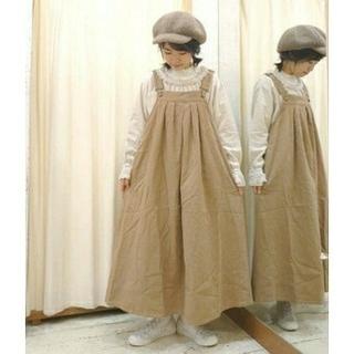 SM2 - *SM2*【新品タグ付き】ツイル脇釦ジャンパースカート♪*
