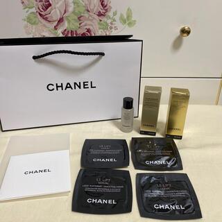 シャネル(CHANEL)のシャネル マージュル サンプル 7点セット(洗顔料)