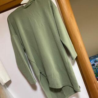 アズールバイマウジー(AZUL by moussy)の春服(ひざ丈ワンピース)