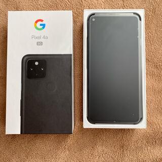 Google Pixel - 新品★Google Pixel 4a  5G  128 SIMフリー