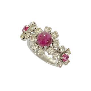 クリスチャンディオール(Christian Dior)のクリスチャンディオール   その他合金等 リング・指輪(リング(指輪))