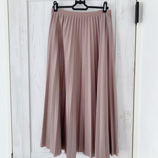GRL - GRL プリーツ ロング スカート