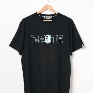 アベイシングエイプ(A BATHING APE)の新品未使用 アベイシングエイプ オーロラ Tシャツ M(Tシャツ/カットソー(半袖/袖なし))