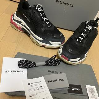Balenciaga - BALENCIAGA トリプルエス