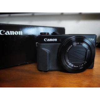 Canon - Canon POWERSHOT G7X MARK II