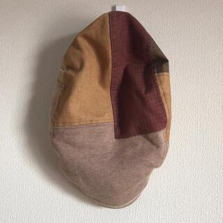 アイ(i)のハンチング帽 メンズ 茶色 おしゃれ グレース 中古 帽子(ハンチング/ベレー帽)