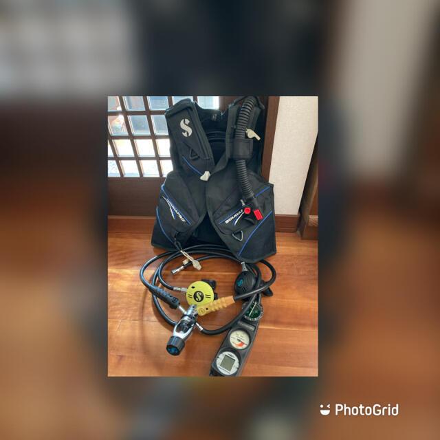 SCUBAPRO(スキューバプロ)のkinazuz様 専用 ダイビング機材『レギュレータ、BCD』 スポーツ/アウトドアのスポーツ/アウトドア その他(マリン/スイミング)の商品写真