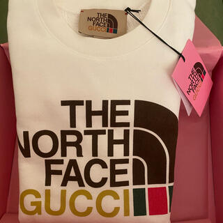 Gucci - GUCCI×THE NORTH FACE スウェット