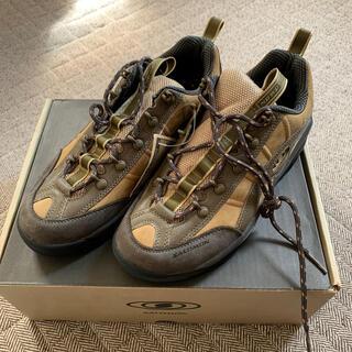 サロモン(SALOMON)の新品!!SALOMON 26.5 メンズ 靴(登山用品)