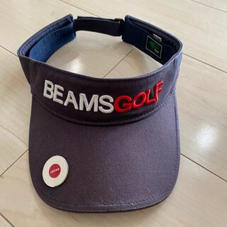 BEAMS - ★ビームスゴルフ★beamsgolf  サンバイザー