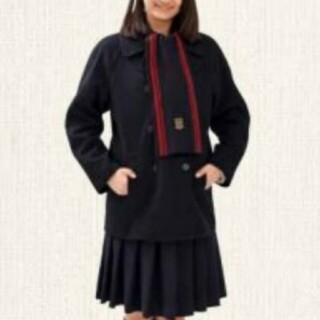 奈良女子高校  学校指定コート