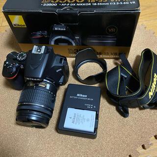 Nikon - 【美品】Nikon D3500 18-55 VR レンズキット