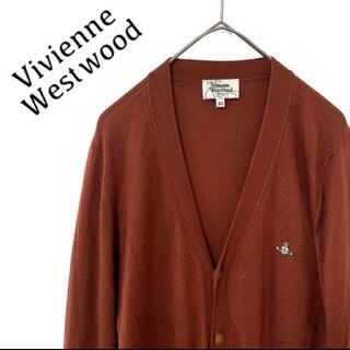 ヴィヴィアンウエストウッド(Vivienne Westwood)のVivienne Westwood ヴィヴィアン カーディガン ニット メンズ(カーディガン)