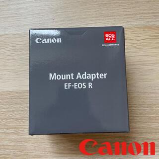 Canon - EOS R マウント アダプター