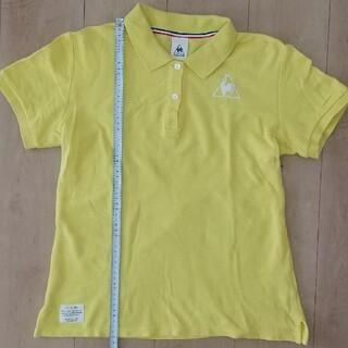 ルコックスポルティフ(le coq sportif)のルコック レディース ポロシャツ 半袖(ポロシャツ)