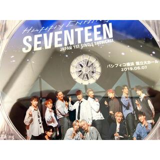 セブンティーン(SEVENTEEN)のseventeen happy ending ショーケース dvd(その他)