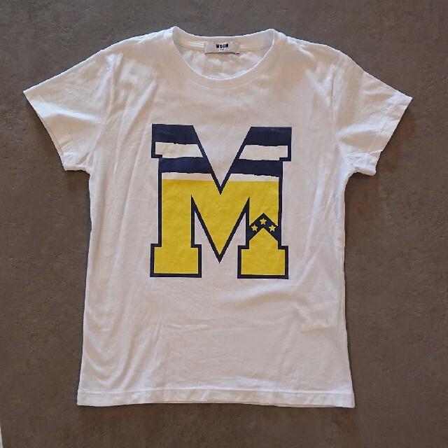 MSGM(エムエスジイエム)のMSGM キッズ Tシャツ キッズ/ベビー/マタニティのキッズ服男の子用(90cm~)(Tシャツ/カットソー)の商品写真