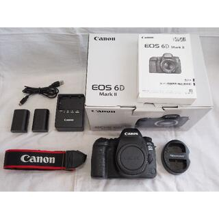 Canon - Canon EOS 6D Mark2+純正バッテリー