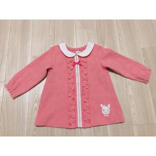 クーラクール(coeur a coeur)のクーラクール 長袖 90cm(Tシャツ/カットソー)