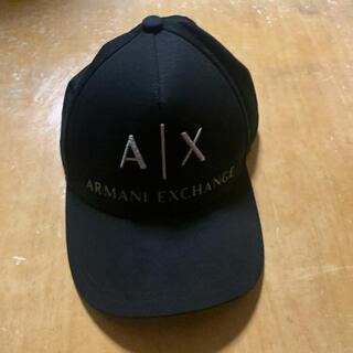 アルマーニエクスチェンジ(ARMANI EXCHANGE)の【超激安】アルマーニ帽子(キャップ)