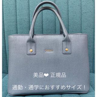 Furla - 【美品】FURLA ハンドバッグ ショルダー紐・キーチャーム付