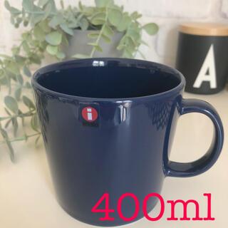 イッタラ(iittala)の【廃盤】イッタラ ティーマ マグカップ ブルー 400ml(食器)