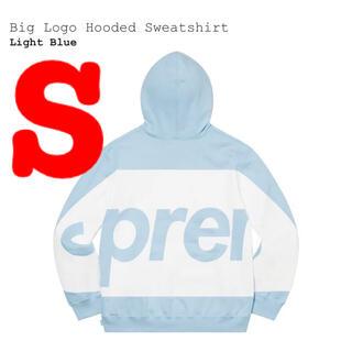 Supreme - supremeBig Logo Hooded Sweatshirt