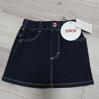 エドウィン(EDWIN)のEDWIN デニムミニスカート 新品(スカート)
