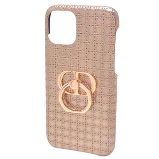 クリスチャンディオール(Christian Dior)のクリスチャンディオールスマートフォンケース ハイパーピンク40800067905(iPhoneケース)