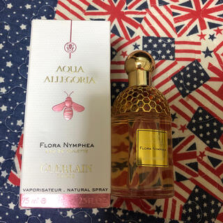 ゲラン(GUERLAIN)のGUERLAIN AQUA ALLEGORIA  75ml香水(香水(女性用))
