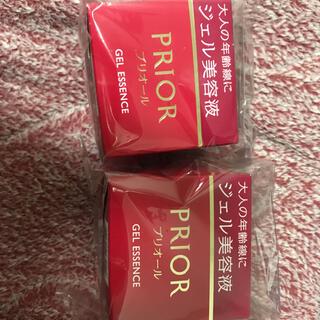 プリオール(PRIOR)の【2個セット】PRIOR 資生堂 プリオール ジェル美容液(48g)(美容液)