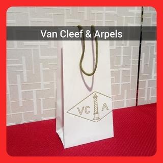 Van Cleef & Arpels - ヴァンクリーフ アンド アーペル 紙袋 ショップ袋