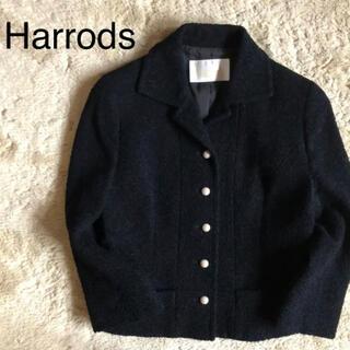 ハロッズ(Harrods)のハロッズ フォーマルジャケット テーラード ノーカラー(ノーカラージャケット)