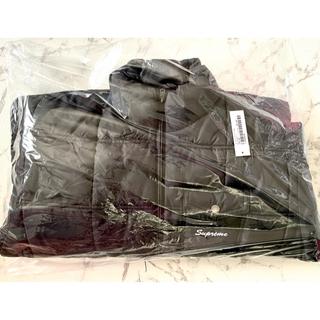 Supreme - Supreme Iggy Pop Puffy Jacket Black