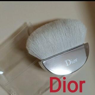 クリスチャンディオール(Christian Dior)のDior ディオール フェイスブラシ(チーク/フェイスブラシ)
