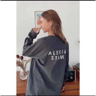 ALEXIA STAM - alexiastam ロンTチャコール