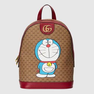 グッチ(Gucci)のDORAEMON x GUCCI スモール バックパック(ショルダーバッグ)