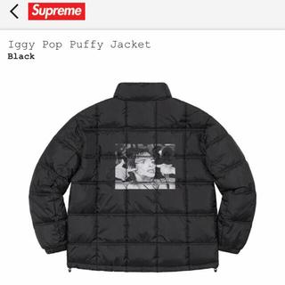 Supreme - Supreme Iggy Pop Puffy Jacket M シュプリーム