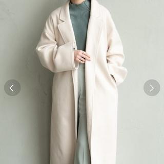 アントマリーズ(Aunt Marie's)のAunt Marie's  ガウンコート 未使用 フリーサイズ(ロングコート)
