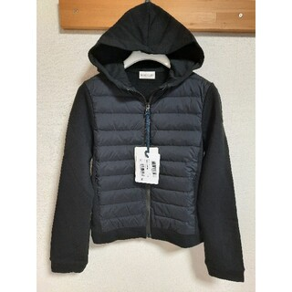 MONCLER - ⭐再入荷/2021春夏 MONCLER   ダウンパーカー 黒 レア 14A