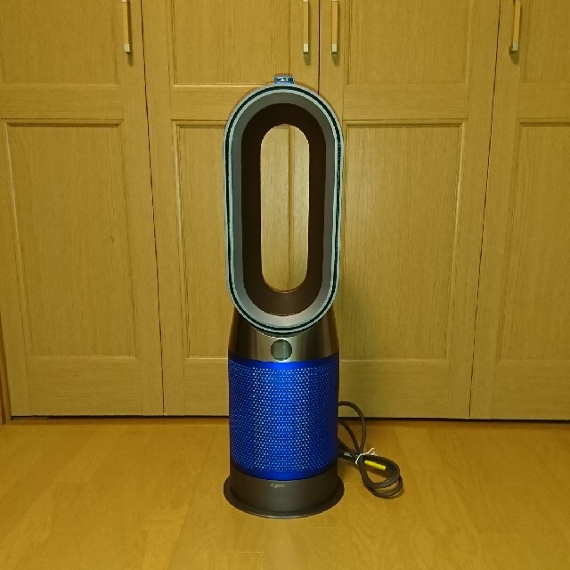 Dyson(ダイソン)のダイソン HP04  ピュア ホット クール スマホ/家電/カメラの生活家電(空気清浄器)の商品写真