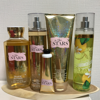 Bath & Body Works - Bath & Body Works★in the STARS 4点セット 新品