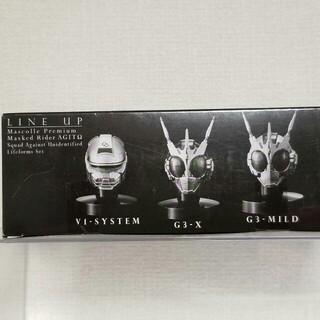 未開封 マスコレ 仮面ライダーアギト 未確認生命体対策班セット / G3-X